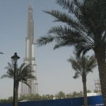 Burj Dubai, perla din desert