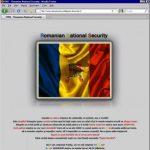 Le salut roumain