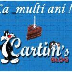 Cartim's Blog a implinit 1 an