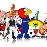 Mascotele Campionatelor Mondiale de Fotbal