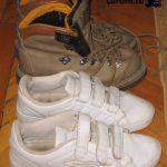 Leapsa cu pantofi