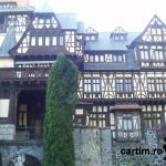 Jurnal de vacanta: Castelul Pelisor