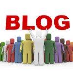 Din nou despre blog