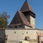 Biserica-cetate de la Frauendorf /Axente Sever