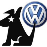 Volkswagen-ul si catelul