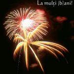 La multi ani,  2013 !!