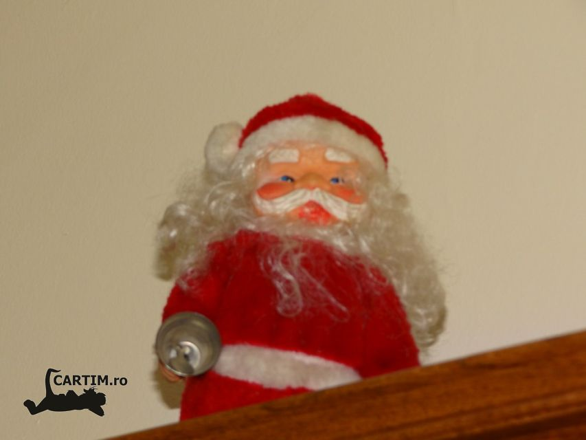 Santa the boss