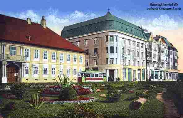 Timisoara - Cartier Cetate (1918)