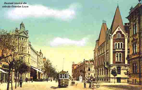 Timisoara - Cartier Iosefin2 (1910)