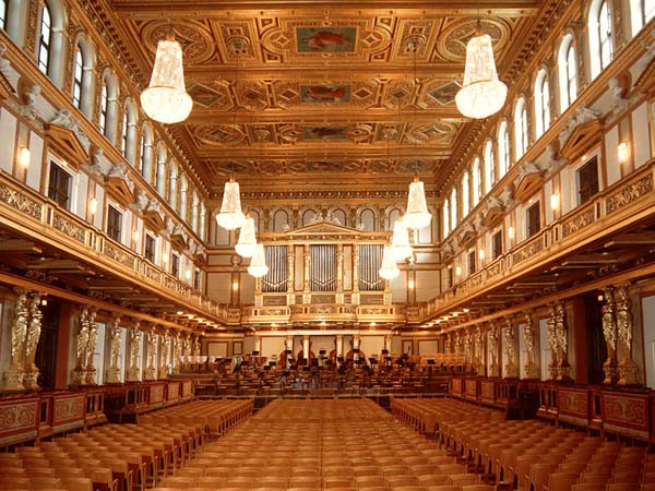 """Großer Musikvereinssaal"""