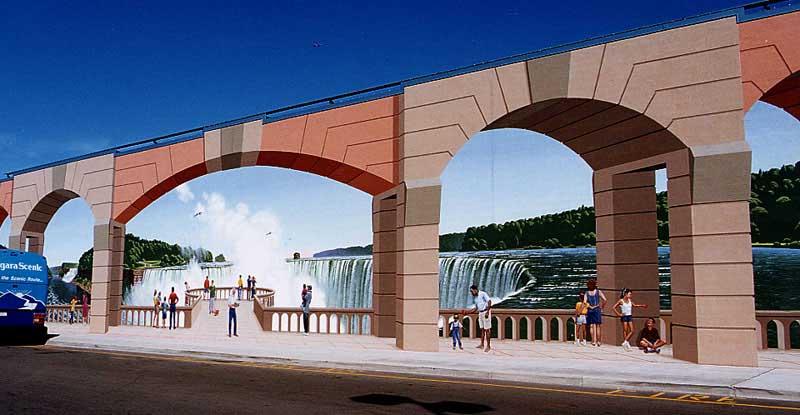 Centru Comercial- Niagara