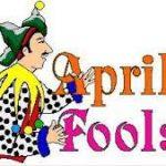 1 Aprilie –  Ziua Pacalelilor