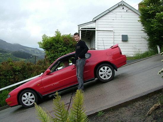 Baldwin, Noua Zeelanda