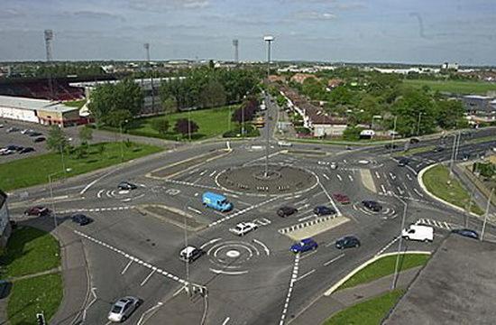 Magic Roundabout, Marea Britanie