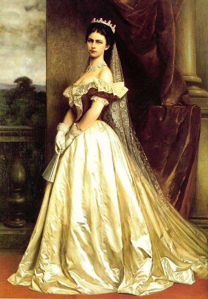 Empress Elisabeth Sissi