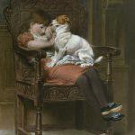 Briton Rivière , pictorul animalelor
