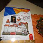 O noua constructie : Castelul Bran