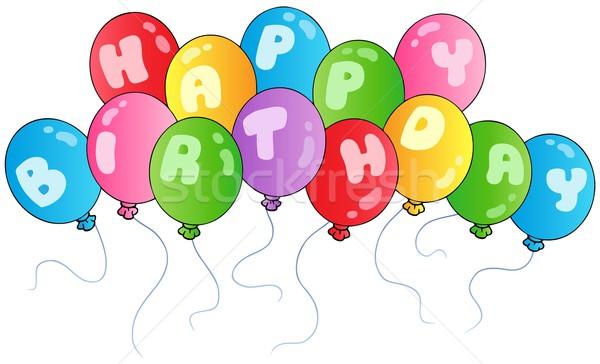_fericit-zi-de-naştere-baloane-vector-artă-semna