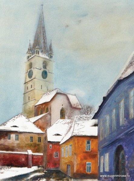 Cetatea Sibiului