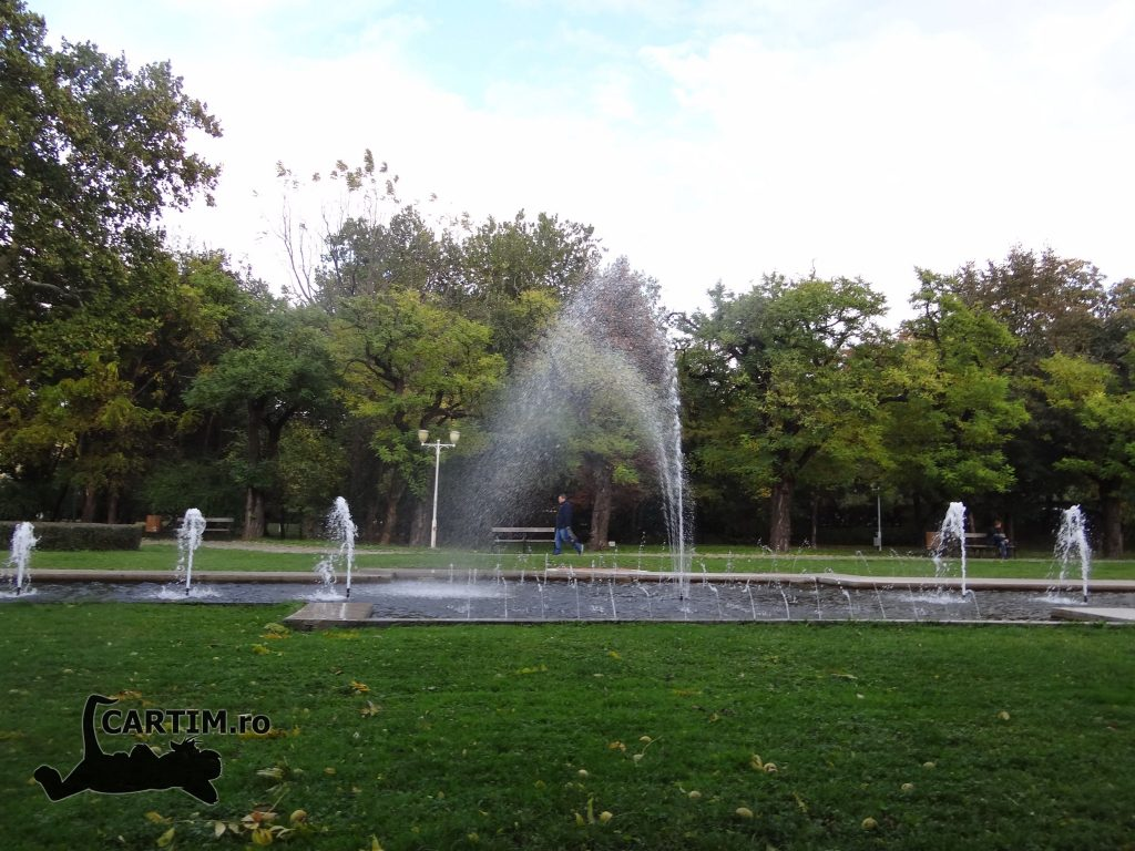 Toamna in parc
