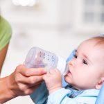 De ce i-am dat copilului lapte praf de continuare de la Topfer