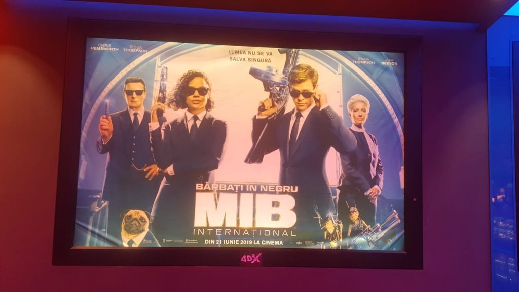 Men in Black: Internationa
