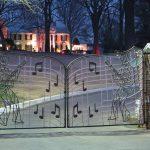 Graceland – scurt tur prin resedinta lui Elvis